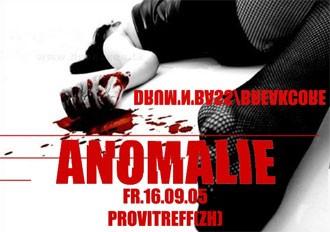 Anomalie (flyer)