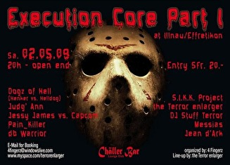 Execution Core Part I (flyer)