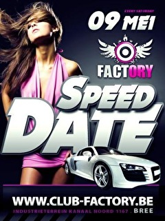 Speed Date (flyer)