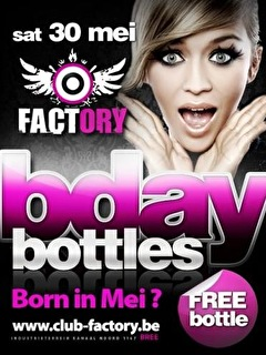 Bday Bottles (flyer)