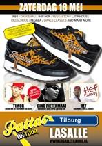 Pattas on Tour (flyer)