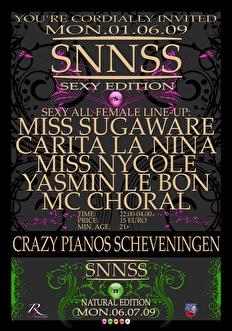 Snnss Sexy (flyer)