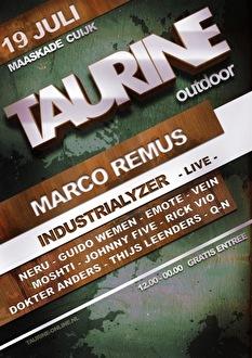 Taurine Outdoor (flyer)
