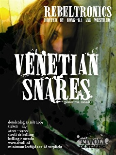 Venetian Snares (flyer)