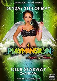 Playmansion (flyer)
