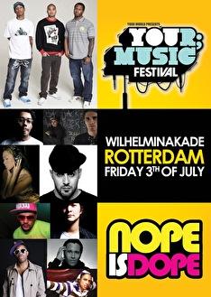 Your Music Festival (flyer)
