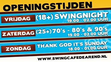 Swingnight (flyer)