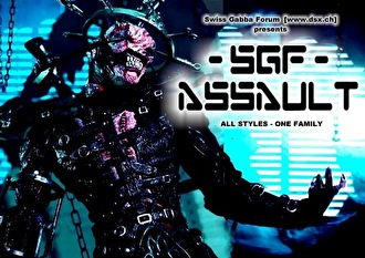 SFG Assault (flyer)