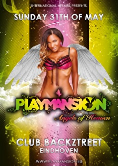 Playmansion (flyer)