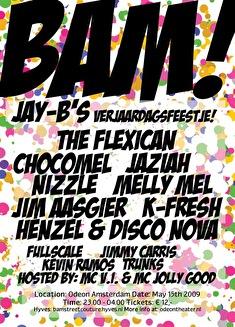 Bam (flyer)
