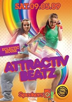 Attractiv Beatz (flyer)