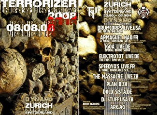 Terrorizer 2008 (flyer)