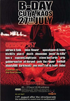 From Hell (flyer)
