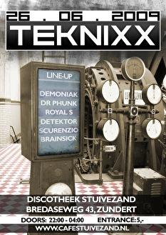 Teknixx (flyer)