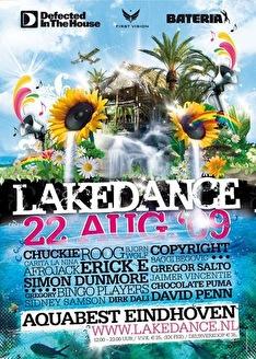 Lakedance (flyer)
