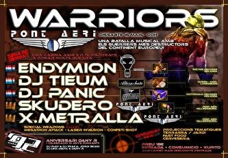 Warriors (flyer)