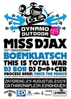 Dynamo Outdoor Festival (flyer)