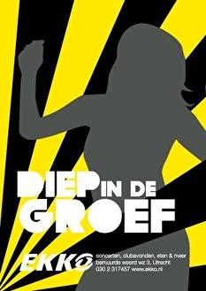 Diep In De Groef (flyer)