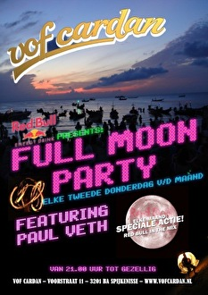Full Moon Party (flyer)