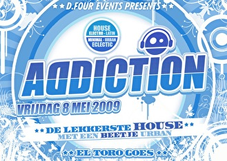 Addiction (flyer)
