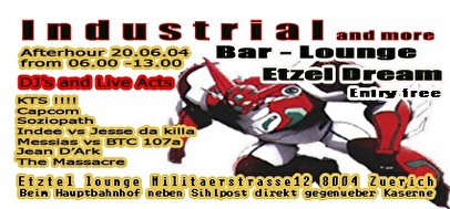 Industrial and more (flyer)