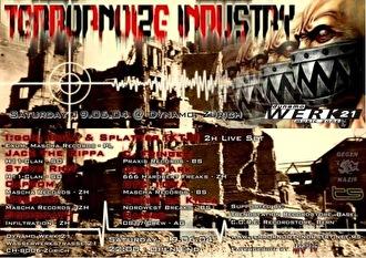 Terrornoize Industry (flyer)
