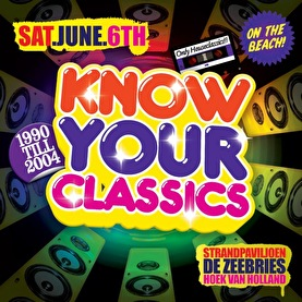 Know Your Classics (flyer)