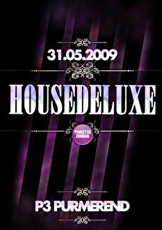 flyer HouseDeluxe