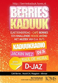 Berries Kaduuk (flyer)