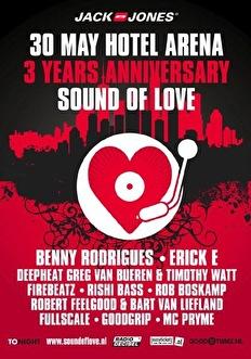 Sound of Love (flyer)
