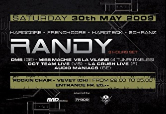Randy solo (flyer)