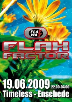 Flax Factor (flyer)