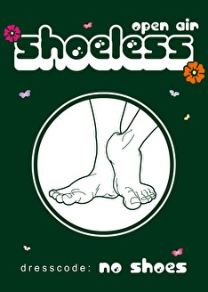 Shoeless (flyer)