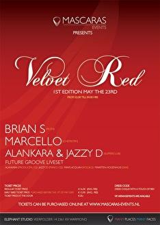 Velvet Red (flyer)