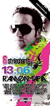 Stylecharts Night (flyer)