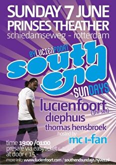 Southend Sundays (flyer)