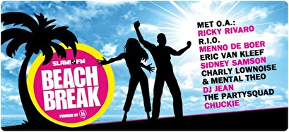 Beachbreak (flyer)