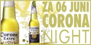 Corona Night (flyer)