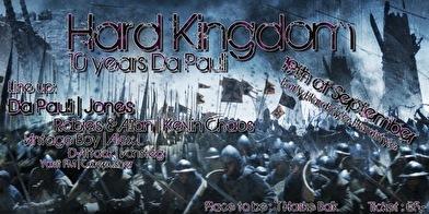 Hard Kingdom (flyer)