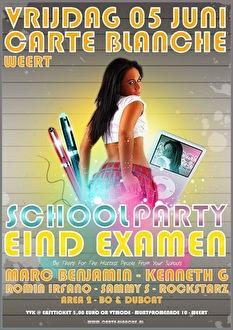 School Party (flyer)