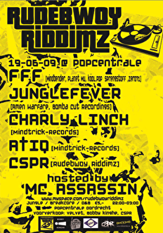 Rudebwoy Riddimz (flyer)