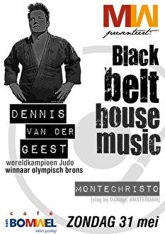 Black Belt House Music (flyer)