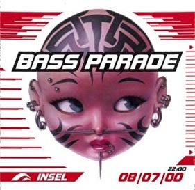 Bass Parade (flyer)