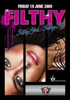 Filthy (flyer)