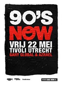 90's now (flyer)