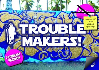 Trouble Makers (flyer)