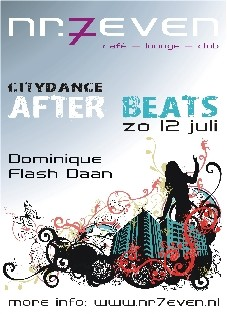 After beats (flyer)