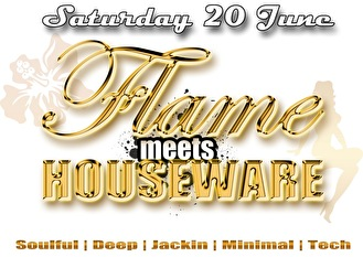 Flame meets Houseware (flyer)