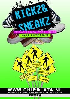 Kickz & Sneakz (flyer)