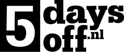 5 days off (flyer)